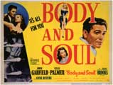 Body and Soul - 11 x 14 Movie Poster - Style A