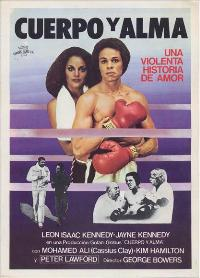 Body & Soul - 11 x 17 Movie Poster - Spanish Style A