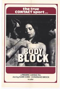 Body Block - 11 x 17 Movie Poster - Style A