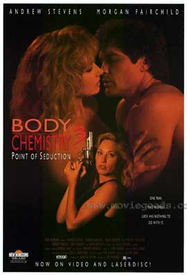 Body Chemistry 3: Point of Seduction - 11 x 17 Movie Poster - Style A
