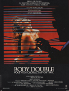 Body Double - 11 x 17 Movie Poster - French Style A