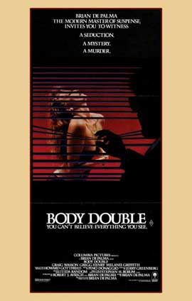 Body Double - 11 x 17 Movie Poster - Style A