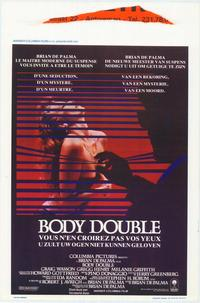 Body Double - 27 x 40 Movie Poster - Belgian Style A