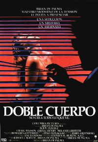 Body Double - 27 x 40 Movie Poster - Spanish Style A
