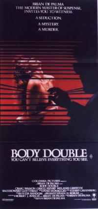Body Double - 14 x 36 Movie Poster - Insert Style A