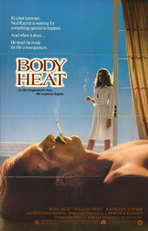 Body Heat - 27 x 40 Movie Poster - Style B