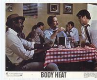 Body Heat - 11 x 14 Movie Poster - Style C