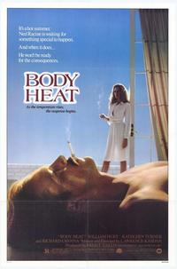 Body Heat - 43 x 62 Movie Poster - Bus Shelter Style A
