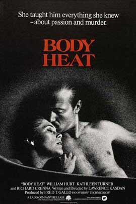 Body Heat - 27 x 40 Movie Poster - Style C