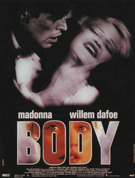 Body of Evidence - 11 x 17 Movie Poster - French Style A