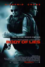 Body of Lies - 11 x 17 Movie Poster - Style A
