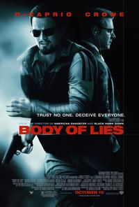 Body of Lies - 43 x 62 Movie Poster - Bus Shelter Style A