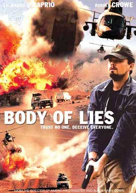 Body of Lies - 11 x 17 Movie Poster - Style F