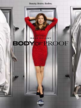 Body of Proof (TV) - 11 x 17 TV Poster - Style B