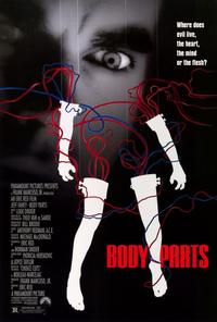 Body Parts - 27 x 40 Movie Poster - Style A