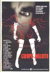 Body Parts - 11 x 17 Movie Poster - Spanish Style A