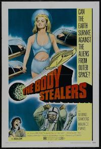 Body Stealers - 43 x 62 Movie Poster - Bus Shelter Style A
