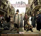 Bodyguards and Assassins - 11 x 17 Movie Poster - Style A