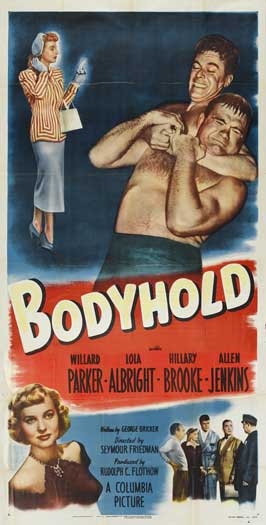 Bodyhold - 11 x 17 Movie Poster - Style A