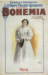 Bohemia (Broadway) - 14 x 22 Poster - Style A
