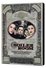 Boiler Room - 27 x 40 Movie Poster - Style A - Museum Wrapped Canvas