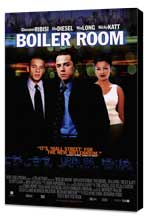 Boiler Room - 27 x 40 Movie Poster - Style B - Museum Wrapped Canvas