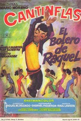 Bolero de Raquel, El - 11 x 17 Movie Poster - Spanish Style A