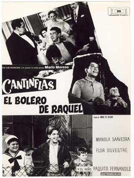 Bolero de Raquel, El - 27 x 40 Movie Poster - Spanish Style D