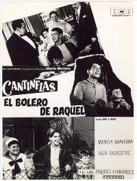 Bolero de Raquel, El - 11 x 17 Movie Poster - Spanish Style D