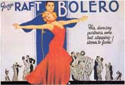 Bolero - 11 x 17 Movie Poster - Style B