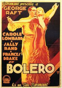 Bolero - 11 x 17 Movie Poster - Spanish Style A