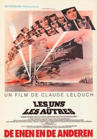 Bolero - 11 x 17 Movie Poster - Belgian Style A