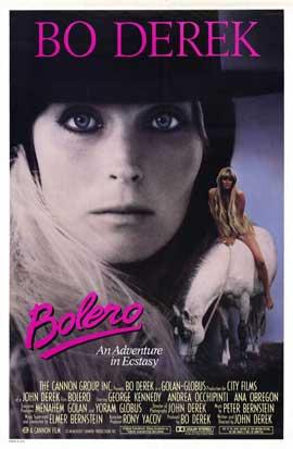 Bolero - 11 x 17 Movie Poster - Style A