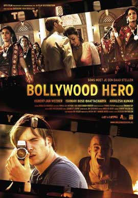 Bollywood Hero - 11 x 17 Movie Poster - Style A