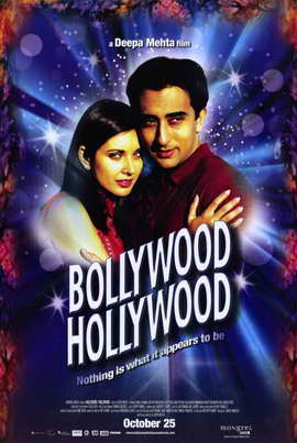 Bollywood Hollywood - 11 x 17 Movie Poster - Style A
