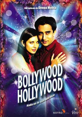 Bollywood Hollywood - 11 x 17 Movie Poster - Spanish Style A