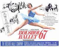 Bolshoi Ballet - 11 x 14 Movie Poster - Style A