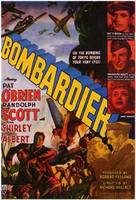 Bombardier - 11 x 17 Movie Poster - Style A