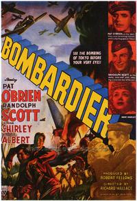 Bombardier - 43 x 62 Movie Poster - Bus Shelter Style A