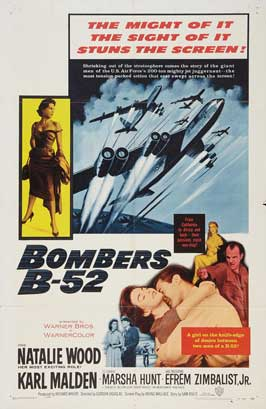 Bombers B-52 - 11 x 17 Movie Poster - Style A