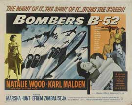 Bombers B-52 - 22 x 28 Movie Poster - Half Sheet Style A