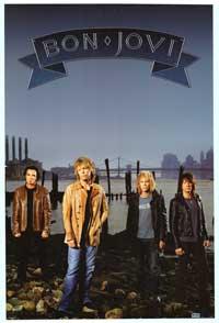 Jon Bon Jovi - Music Poster - 24 x 36 - Style B