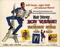 Bon Voyage! - 22 x 28 Movie Poster - Half Sheet Style A