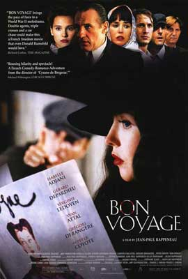 Bon voyage - 27 x 40 Movie Poster - Style A