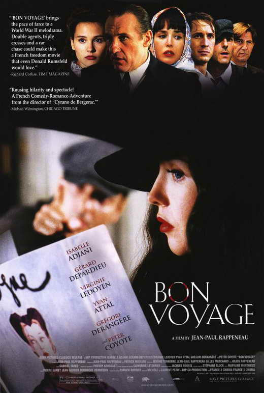 bon voyage movie posters from movie poster shop