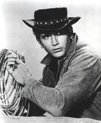 Bonanza - Bonanza in Cowboy Outfit Portrait