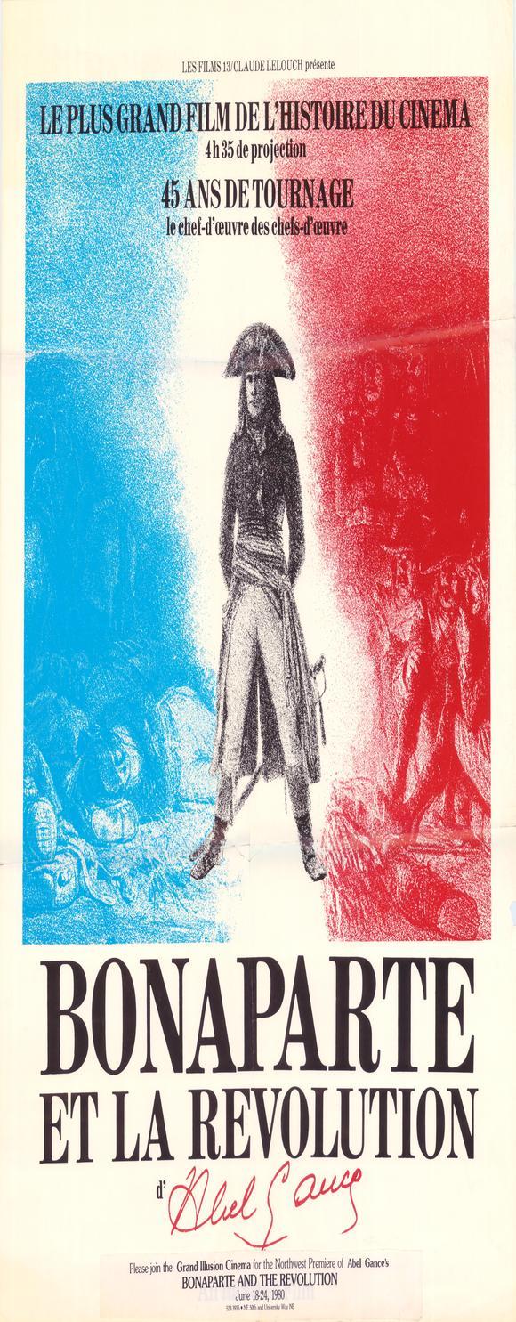Bonaparte et la revolution movie