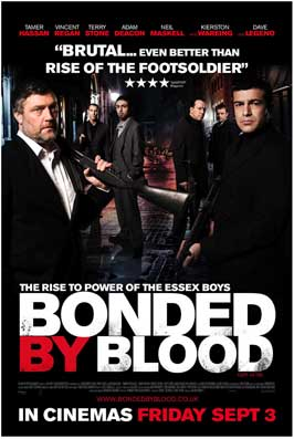 Bonded by Blood - 27 x 40 Movie Poster - Style A