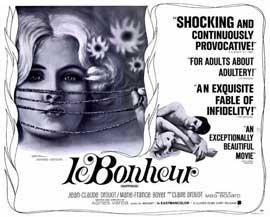 Bonheur, Le - 11 x 14 Movie Poster - Style A