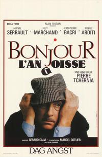Bonjour l'angoisse - 27 x 40 Movie Poster - Belgian Style A